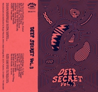 Deep Secret cassette cover